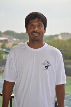 Coach Sudanwa Sitaram