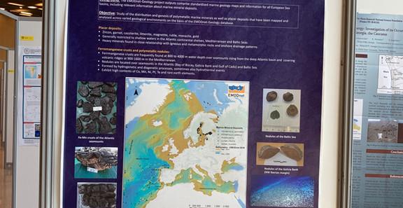 EMODnet-Geology Minerals