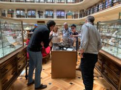 IGME Museum visit