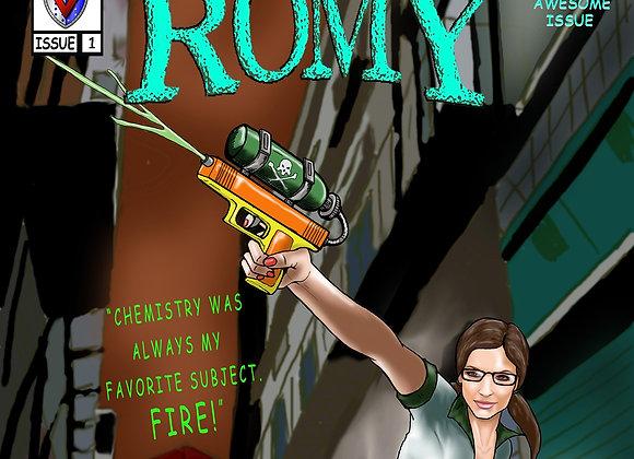 Romy Issue 1