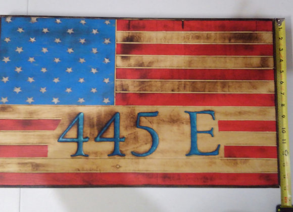 Address Flag