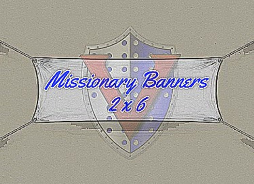 Missionary Banners