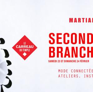 Martian Agency @ Le Carreau du Temple