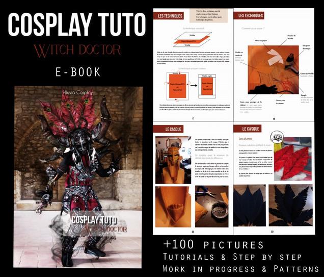 E-book COSPLAY TUTO