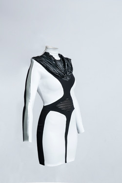 ANDROMÈDE Dress   NOMAD  F/W 18-19
