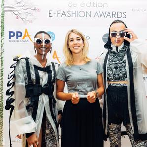 E-Fashion Awards : 2ND PRIZE !