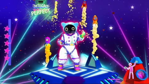SPACE CAT - KIDS - JUST DANCE 2021