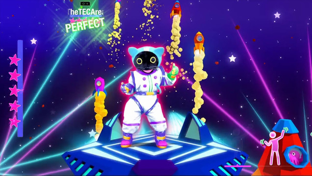 SPACE CAT - KIDS - JUST DANCE 2021