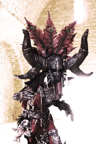 Witch Doctor from Diablo 3