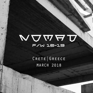 NOMAD | F/W 18-19 | Work in progress