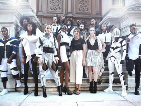 Backstage // Fashion Show @ Hotel de Ville, Paris