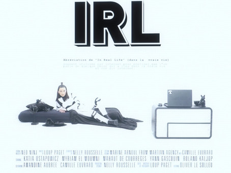 """IRL"" Music video by Neo Ninj"