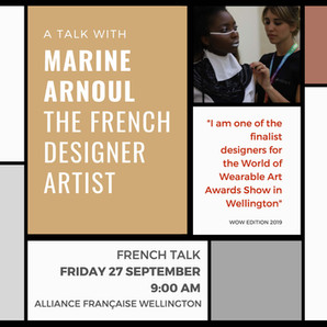 Meet & Greet @Alliance Française in NZ !