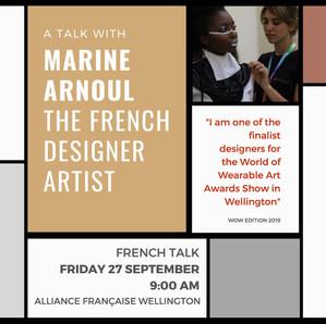 Meet & Greet @Alliance Française in NZ !