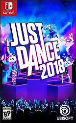 JUST DANCE 2018 COSTUME DESIGN