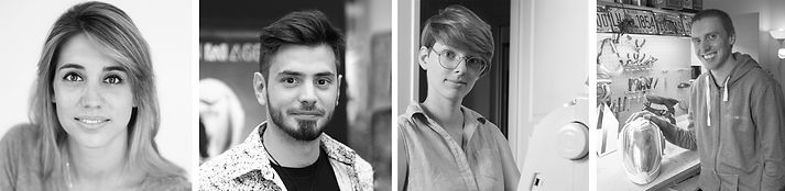 Marine Arnoul, Kevin Felix-Lassa, Fanny Girard, James Whittall, for Martian Agency