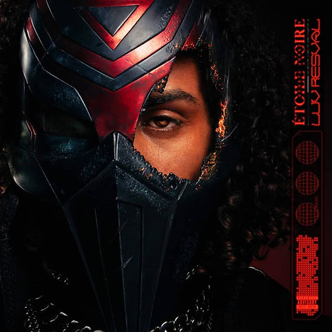 LUV RESVAL - Etoile Noire Album