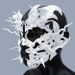 Matariki - Mask by Martian Agency