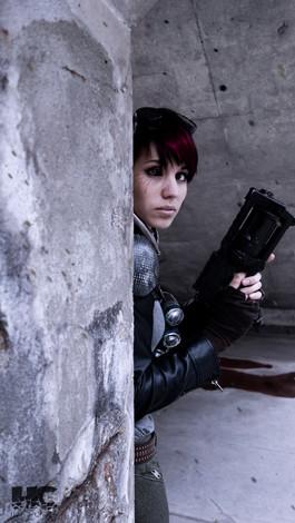 Mira Han from Starcraft