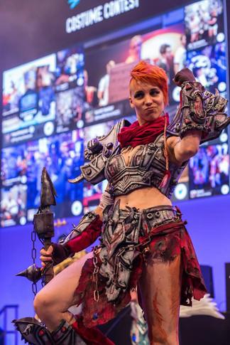 Warrior T17 World of Warcraft