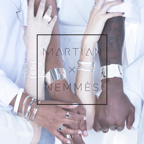 MARTIAN X NEMMÈS : New Jewelry collection !