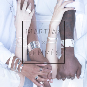 MARTIAN X NEMMÈS : New Jewelry collection !