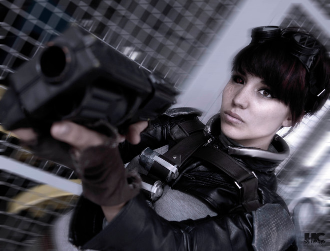 Mira Han from Starcraft