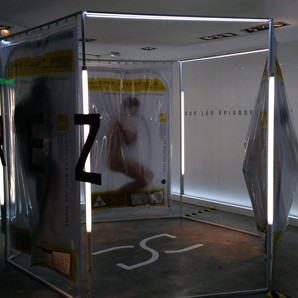 Altered Carbon : Temporary Exhibition