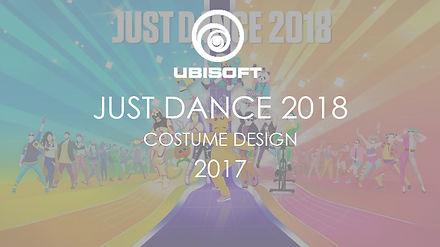 Juste Dance 2018