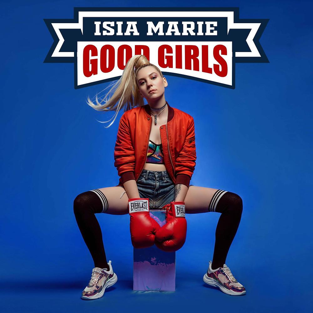 Isia Marie x Martian Agency