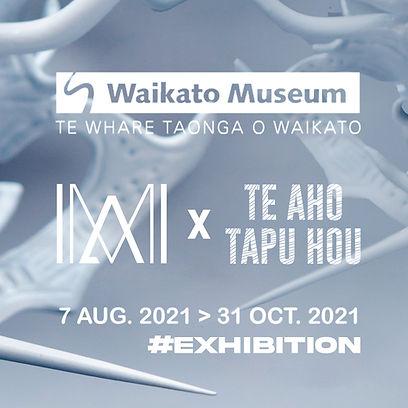 MARTIAN AGENCY X WAIKATO MUSEUM