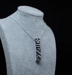 TOTEM Necklace - Metal