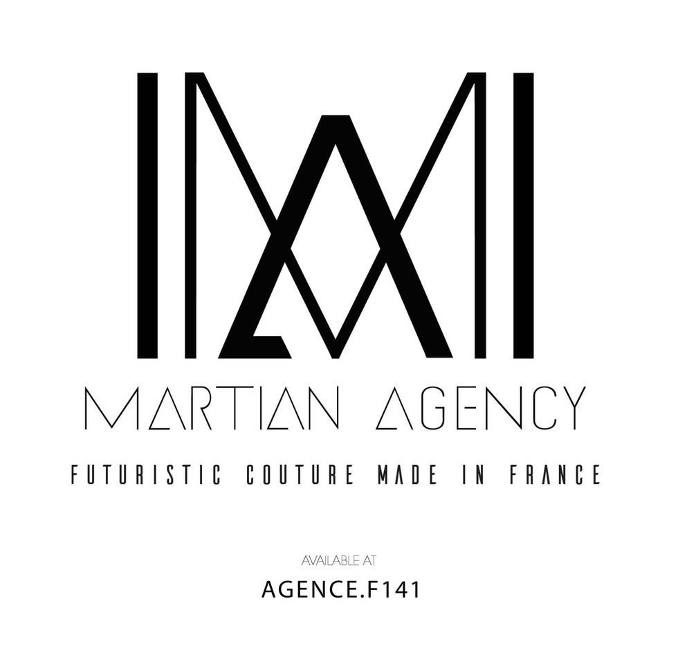 LOOKBOOK MONOGRAM COLLECTION by Martian Agency