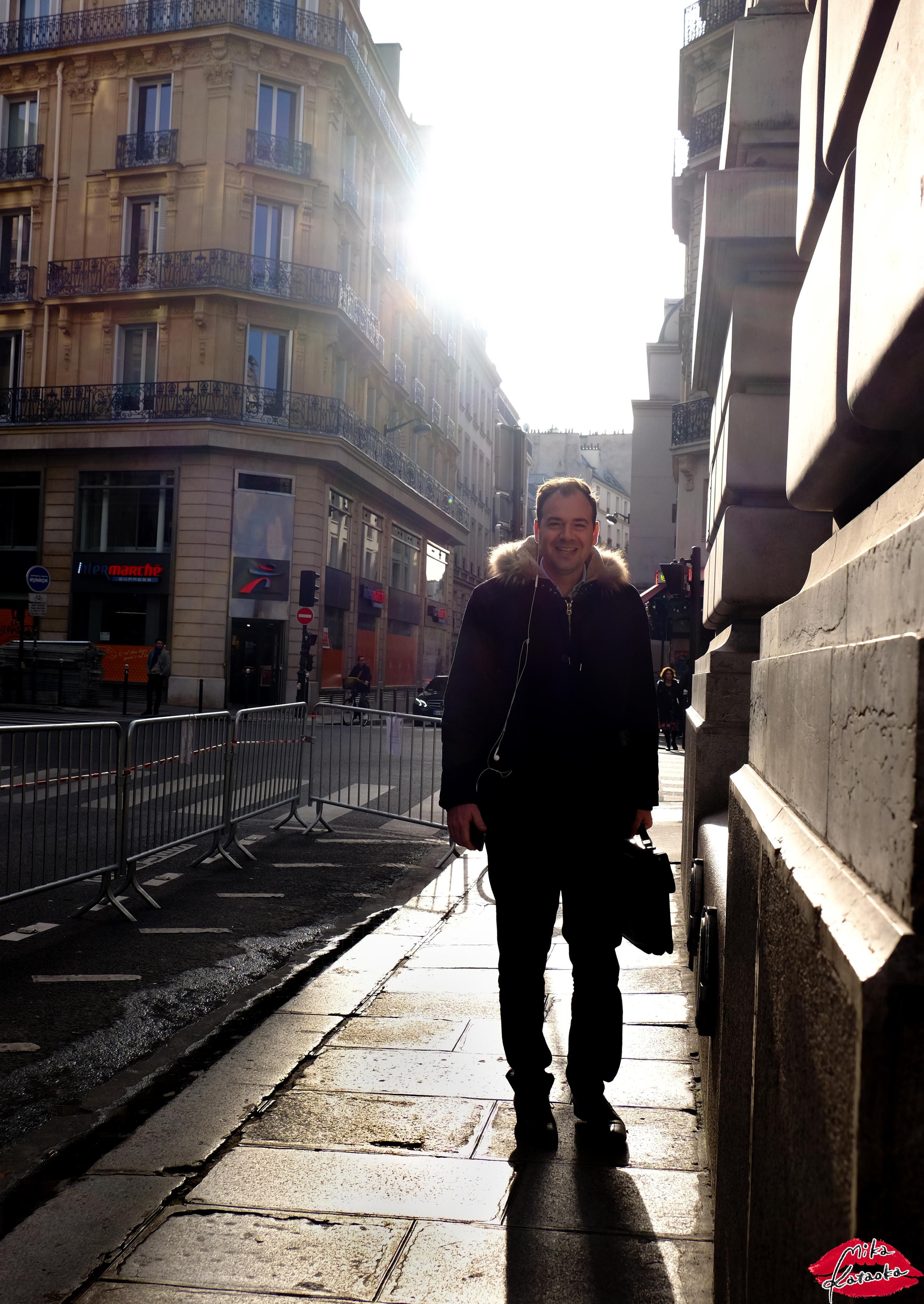 Un Parisien