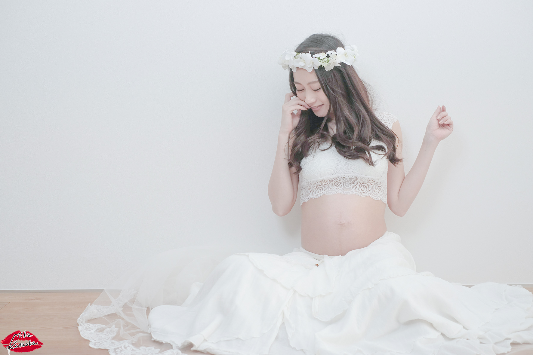 aki Maternity Photo