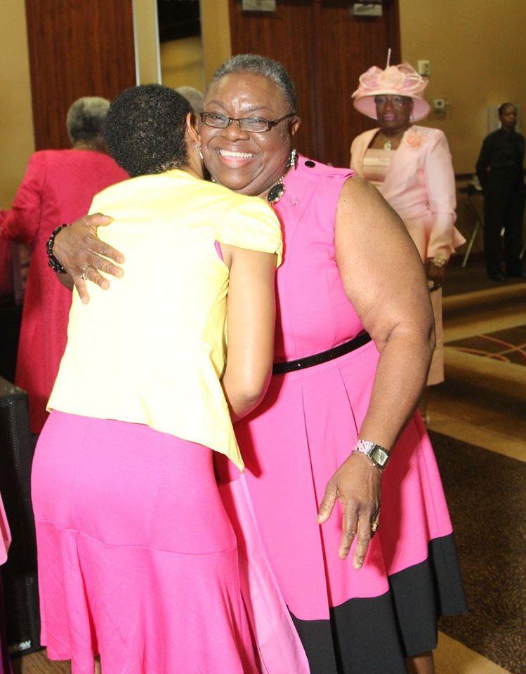 cynthia hugs