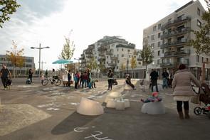 Café des Visions – Potentials of Public Spaces