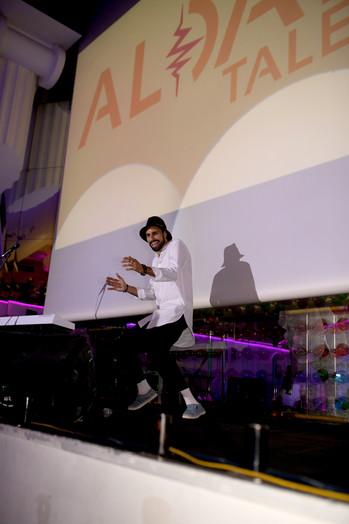 Aldam Talent live