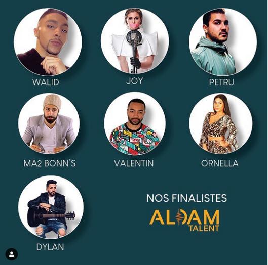 Aldam Talent x Instagram