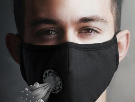 A quoi sert la pastille (soupape d'expiration) qui se situe sur certains masques?