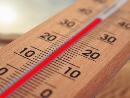 Est-ce que des températures élevées tuent le virus?