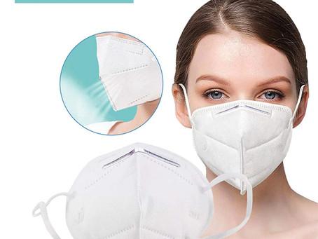 Les masques FFP2 / FFP3 / N95 / KN95
