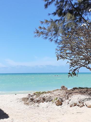 Banda by the beach