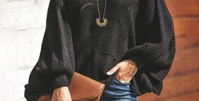 Gorgeous Black Elegant Top