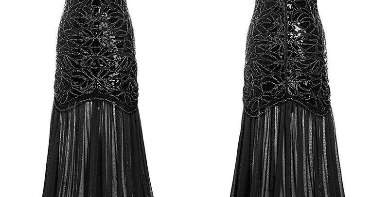 Flapper Dress Boutique Party Long Dress