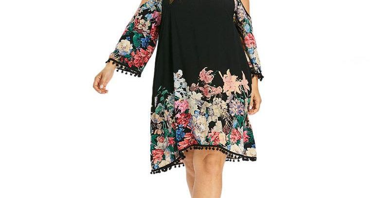 Off Shoulder Boutique Party Dress