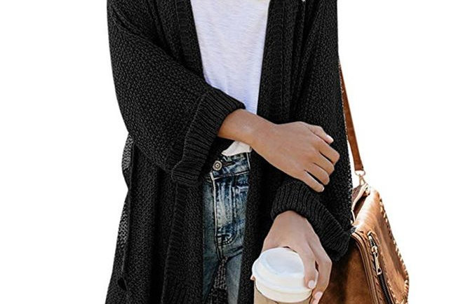 Loose Slouch Cardigan