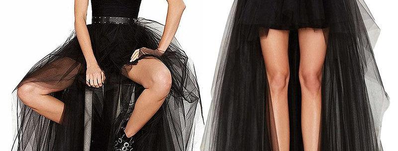 Victorian Burlesque Tutu Skirt Bustle Skirt