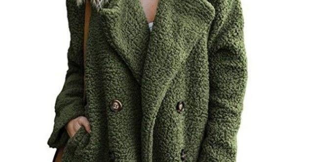4 Colours| Fluffy Fleece Fur Jacket