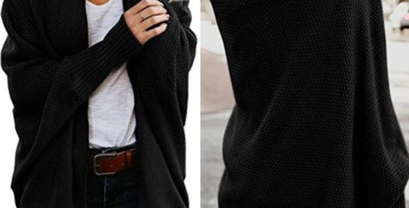 Boho Knit Cardigan